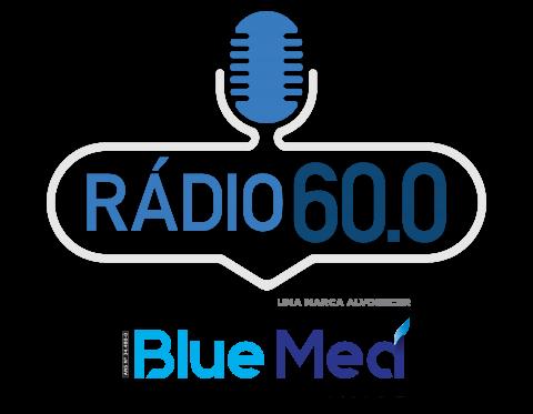 Rádio 60.0 Blue Med