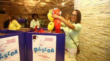 fd2137a611 Fundo Social arrecada ovos de Páscoa para crianças