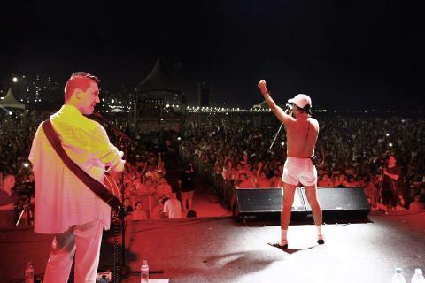 Apresentação do Queen Tribute Brazil