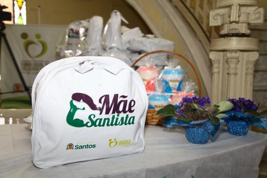bdf89240d7 Mãe Santista entrega enxovais para gestantes nesta quinta ...