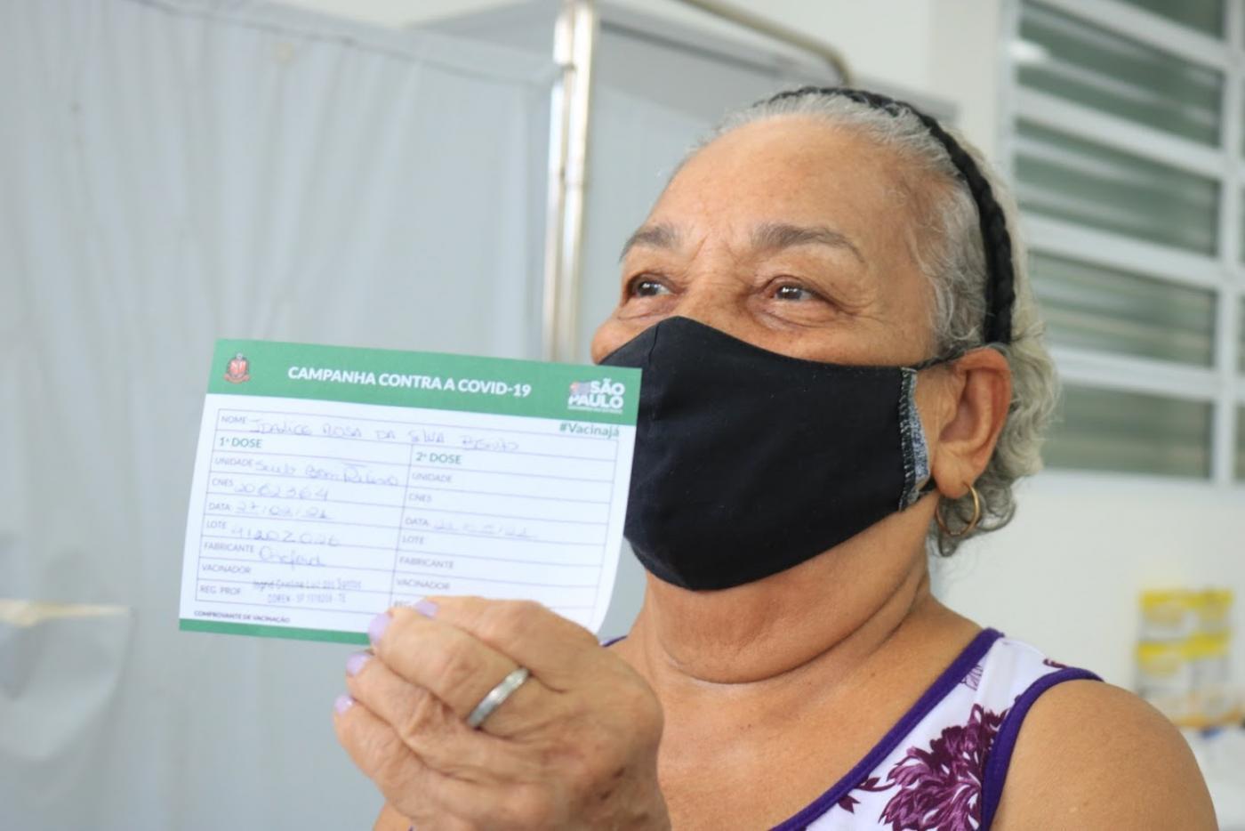 Vacinacao De Idosos Prossegue Neste Fim De Semana Em Santos Prefeitura De Santos